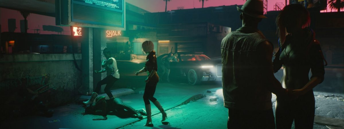 New Cyberpunk 2077 Blog Highlights the Path to Fame in Night City