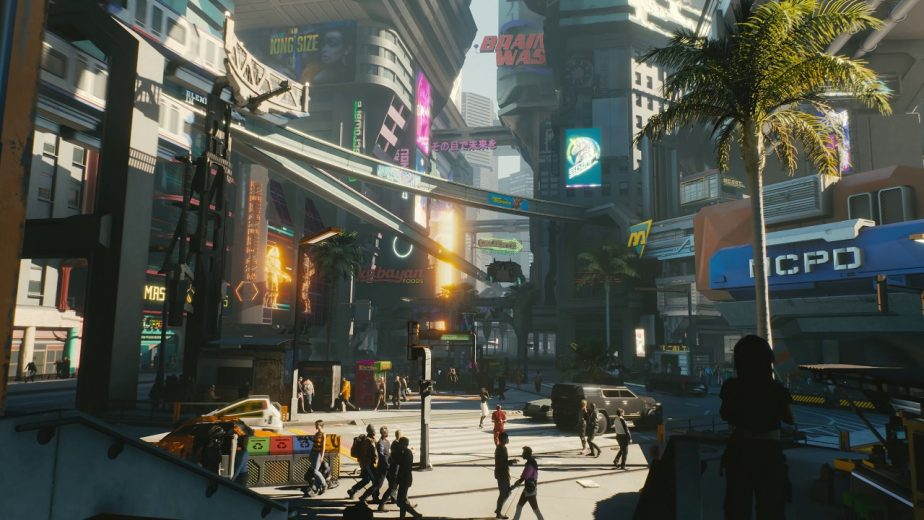 Night City is Filled With Cyberpunk 2077 Corporations and Blending Cultures