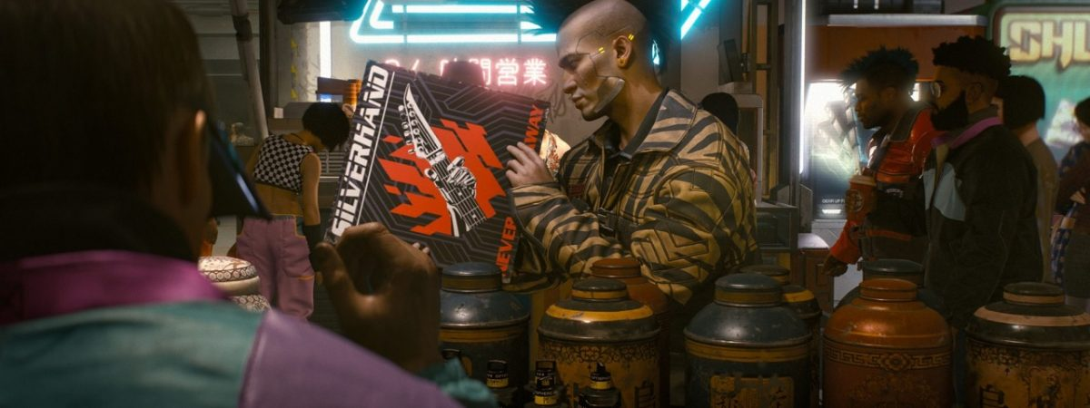 Patrick Mills Comments on Cyberpunk 2077 Politics and Social Commentary
