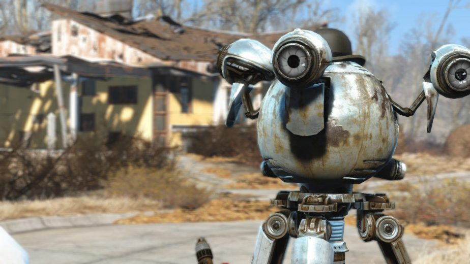 Some Fans Speculated That Factions Could Exist Via Robot NPCs