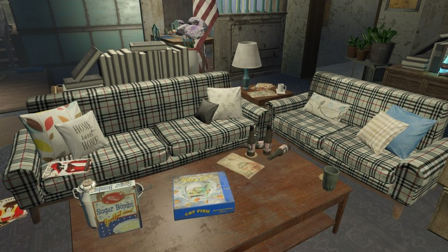 Fallout 4 Mod Adds Bunker Home Inspired by 10 Cloverfield Lane