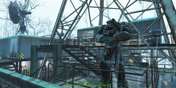 Northern Springs Fallout 4 Mod Adds Huge New Region to the Game