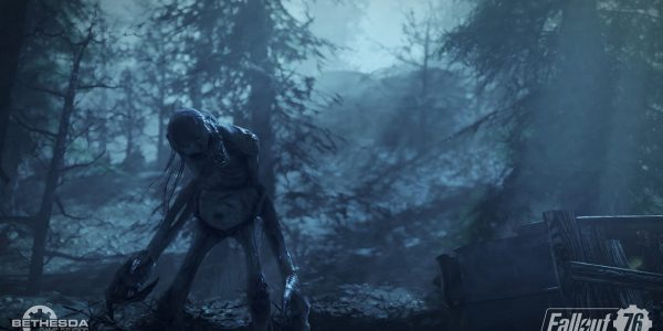 The Fallout 76 Flatwoods Monster Could Lurk in the Forests of the Wasteland