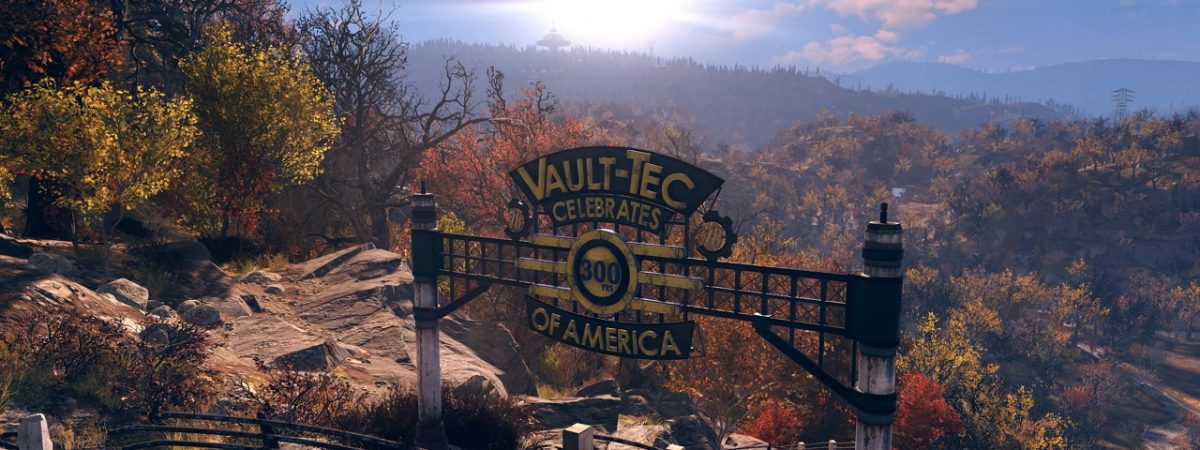 The Fallout 76 Map is Divided into Six Distinct Regions