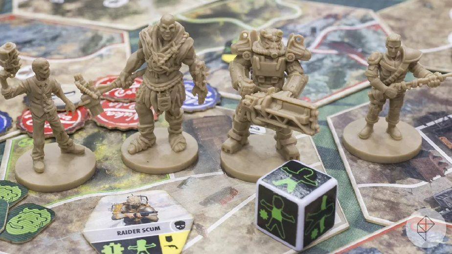 The Fallout Board Game Expansion is Also Entitled New California