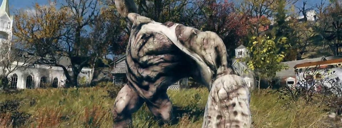 The Grafton Monster is One of Several New Enemies Inspired by American Folklore