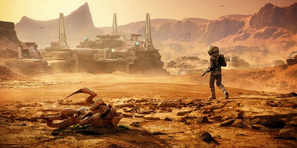 The Lost on Mars DLC Has Been Criticized for Repetitiveness by Reviewers