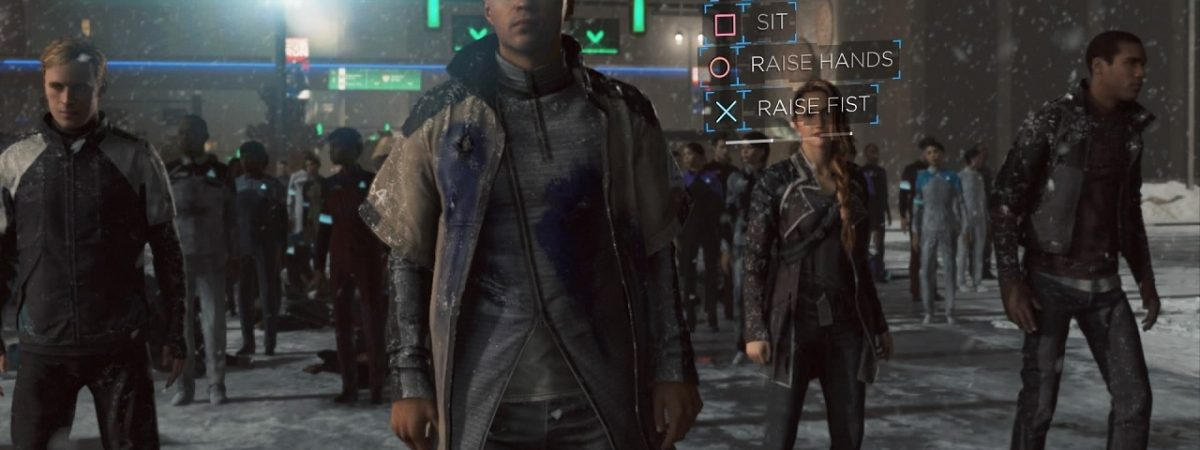 The Version 1.06 Patch Fixes One of the Worst Detroit Become Human Bugs