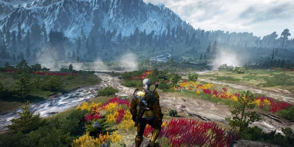 Witcher 3 Mod Project Shows Off Reworked HD Textures
