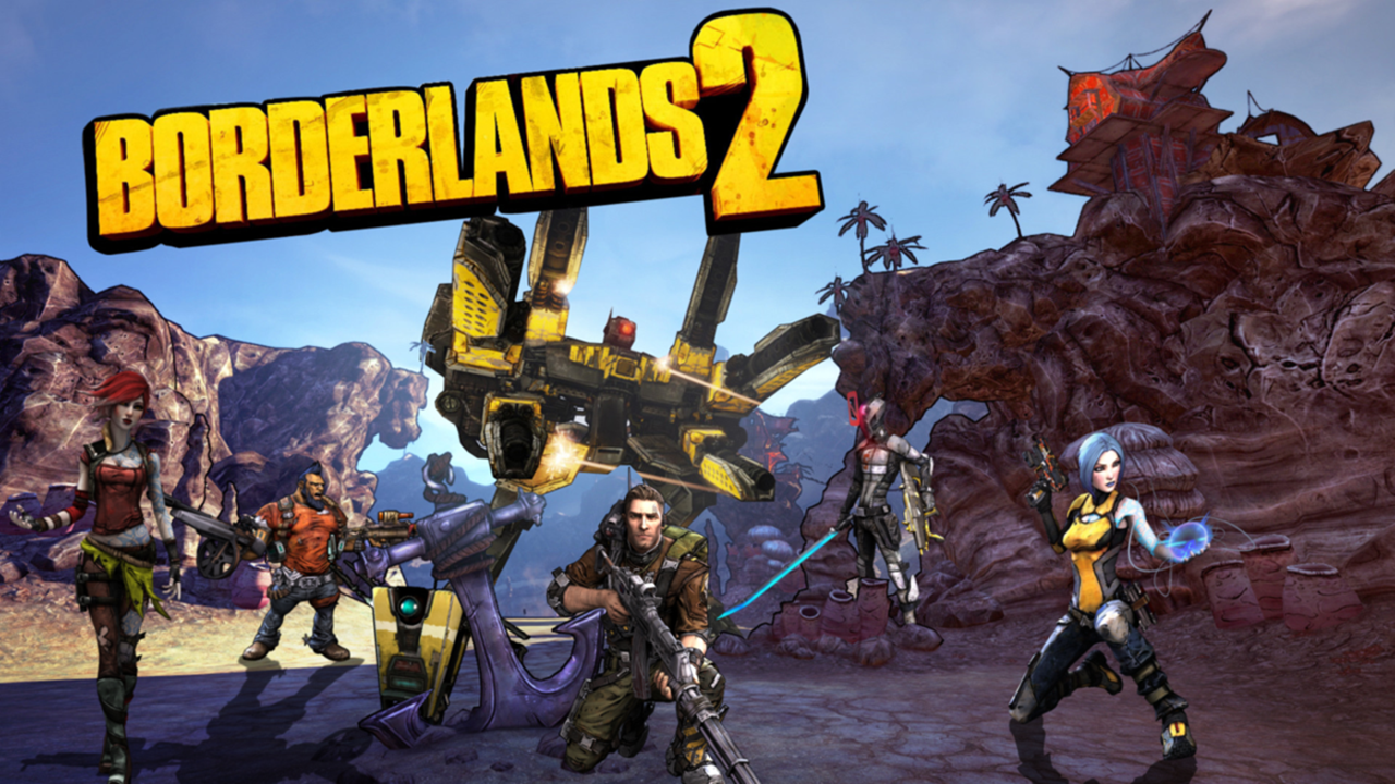 New Patch Fixes Borderlands 2's Bugs And Glitches