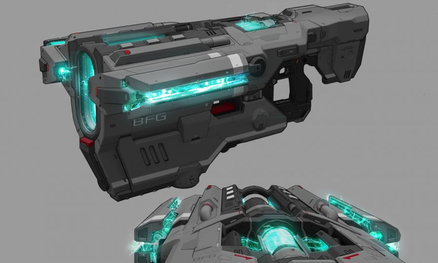 Doom: China Is Working On A Real Life BFG Weapon