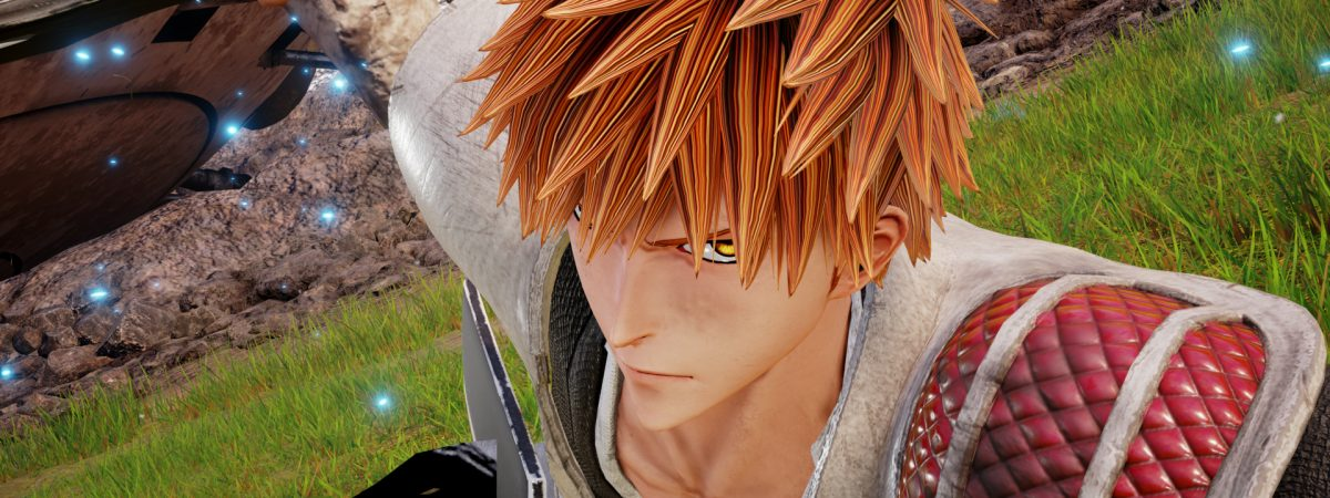 Jump Force Bleach Ichigo Characters