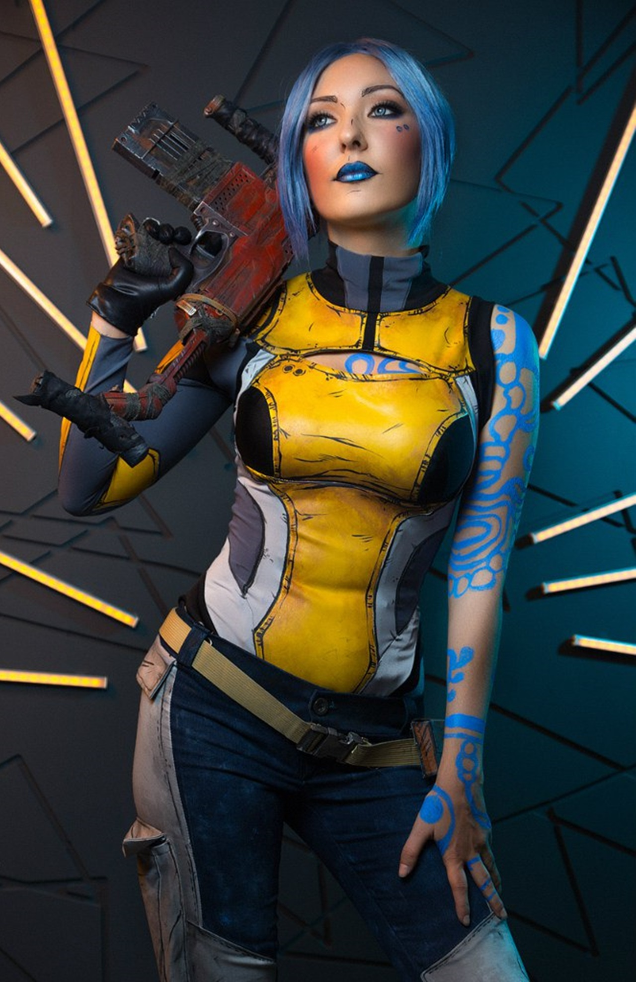 Especial. remarkable borderlands cosplay naked girls that necessary