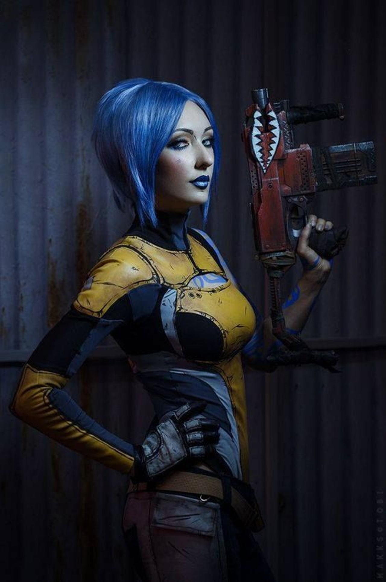 Tribute To The Best Borderlands Maya Cosplay Ever Made