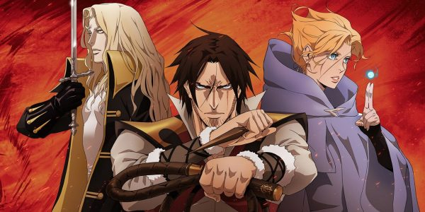 Castlevania Animated Show's 2nd Season Trailer Streamed