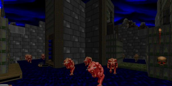 The Doom 64 Remake In Doom 2 Is Now Available