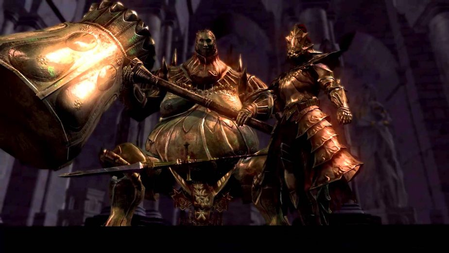 Ornstein and Smough always come as a package deal.