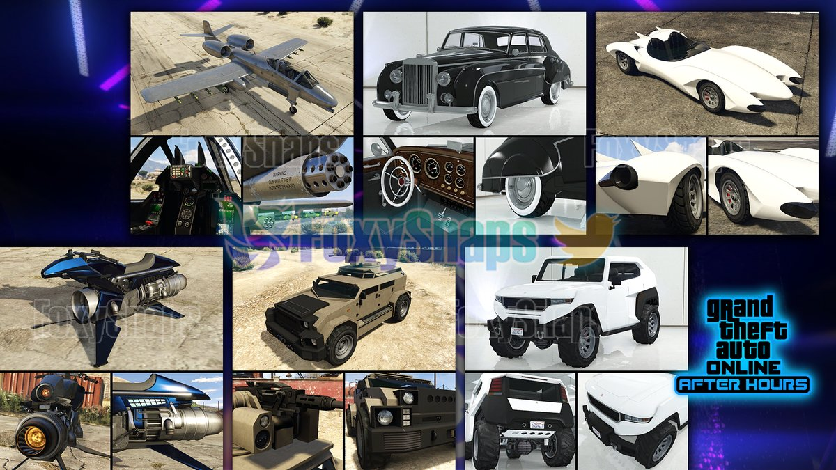 gta 5 grand theft auto online nightclub after hours vehicles list