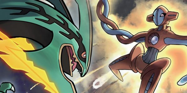 New Pokemon GO Leak Reveals Deoxys And More