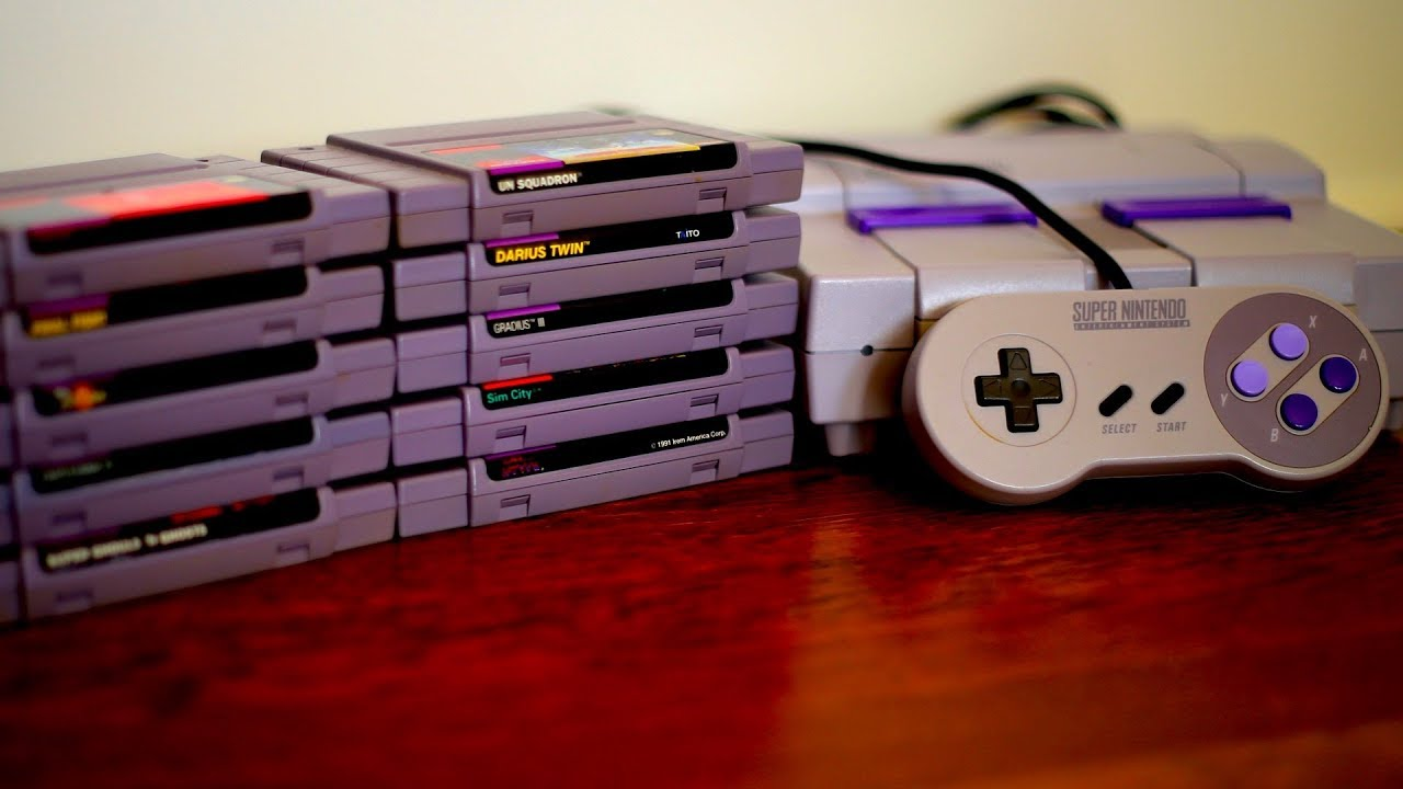 The 10 Best SNES Games of All Time