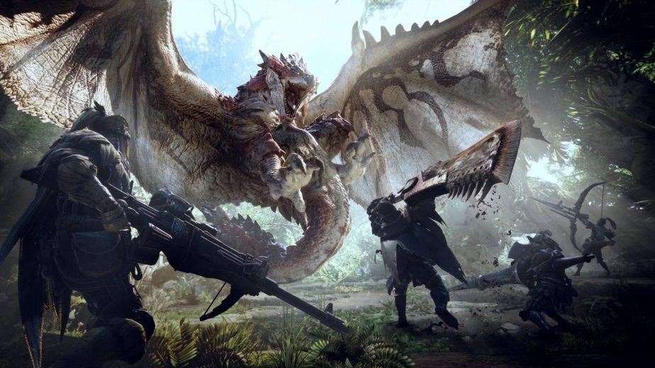 Monster Hunter: Legends of the Guild Animated Film Release Date