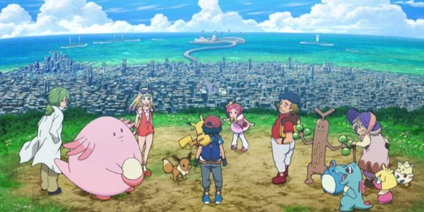 Pokémon The Movie: The Power Of Us Will Appear In US Theaters