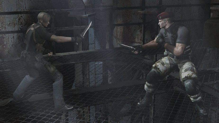 Resident Evil 4 HD Project Fan Mod Launches for PC