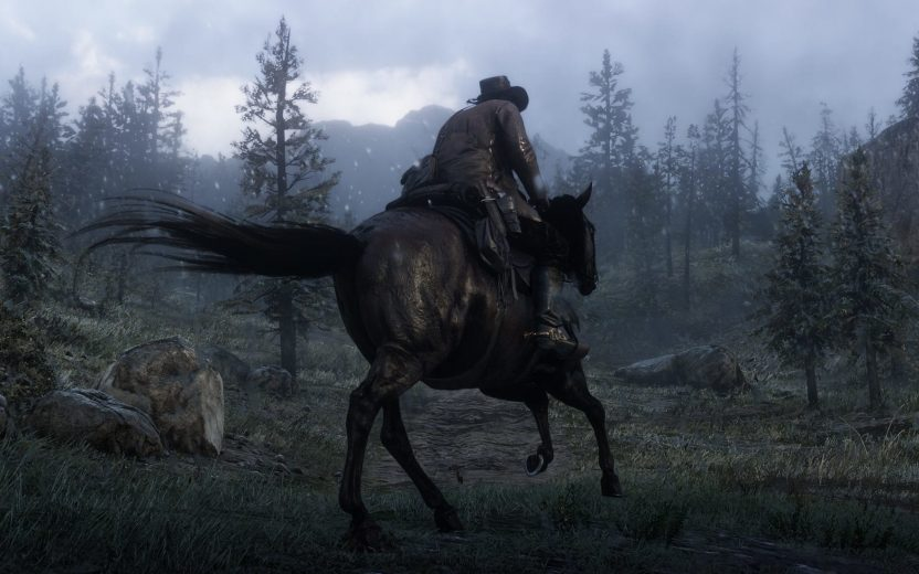 red dead online battle royale redemption 2 ps4 rockstar microtransactions games-as-a-service