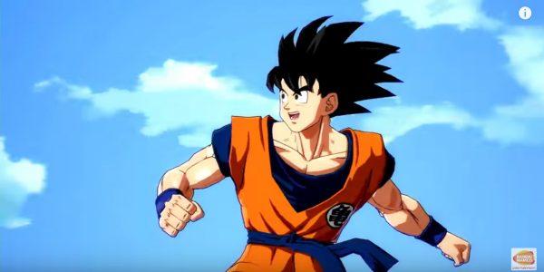 Dragon Ball FighterZ Base Goku and Base Vegeta Release Date