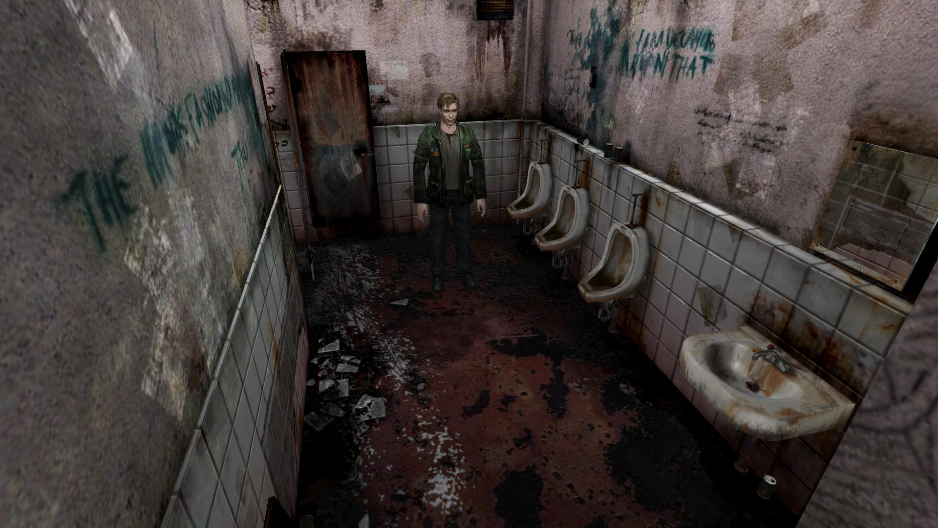 Turns Out Silent Hill 2 Had A Usable Mini Map This Whole Time