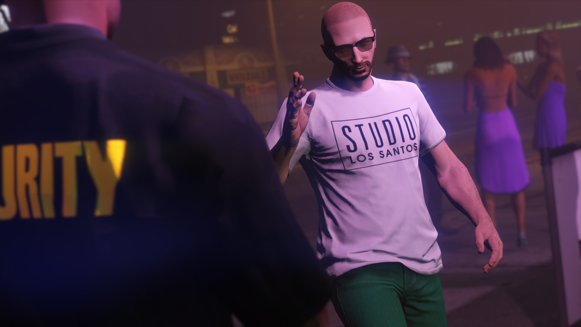 grand theft auto online after hours update new dj tale of us radio station music nightclub nightclubs