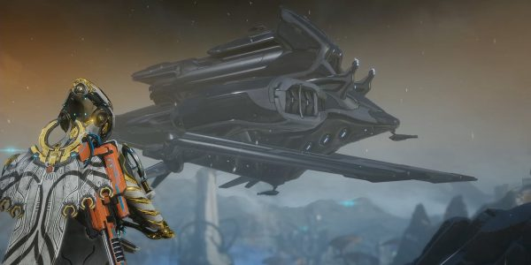 Warframe Is Getting An Ftl Esque Co Op Spaceship Mode Called Codename Railjack