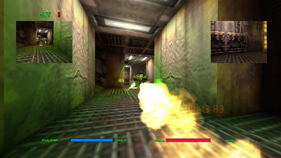Forsaken Gameplay Screenshot