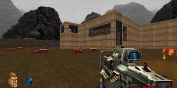 The Three Most Peculiar DOOM Mods People Have Made So Far