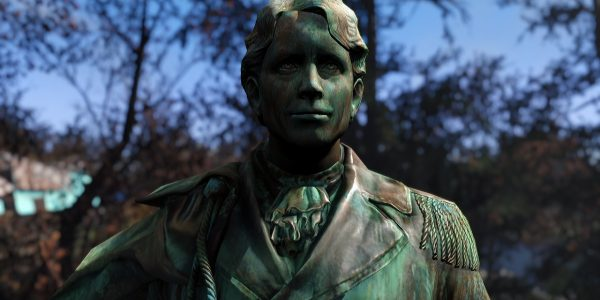 A New Fallout 4 Mod Adds Statues of Todd Howard to the Game