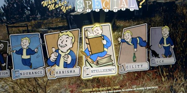 A New Fallout 76 Perks Trailer Was Released at QuakeCon