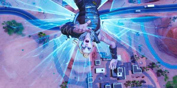 A New Rift is Opening Above the Fortnite Tomato Town Map