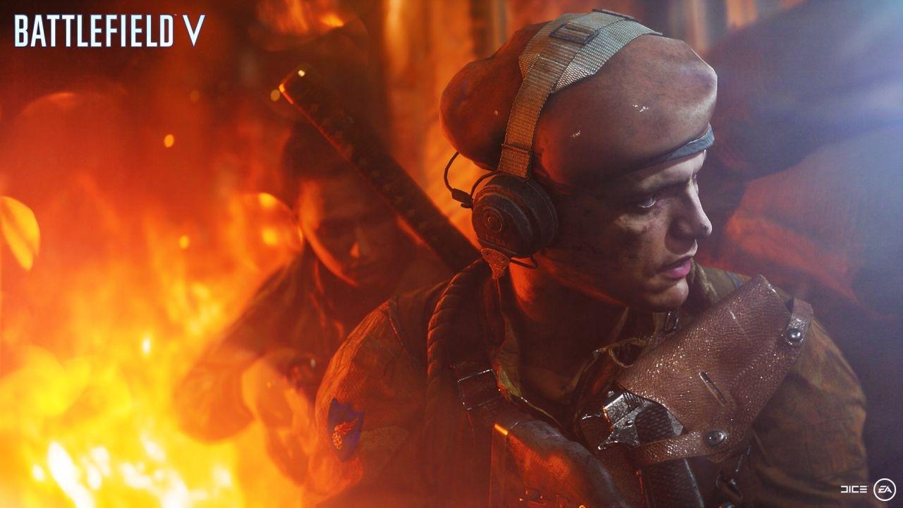 Battlefield 5 wins best multiplayer award at gamescom 2018 - Battlefield v concept art wallpaper ...