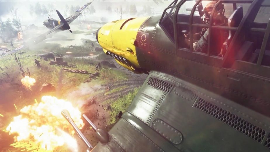 Battlefield 5 Vehicle Customization Will Be Available Post-Launch