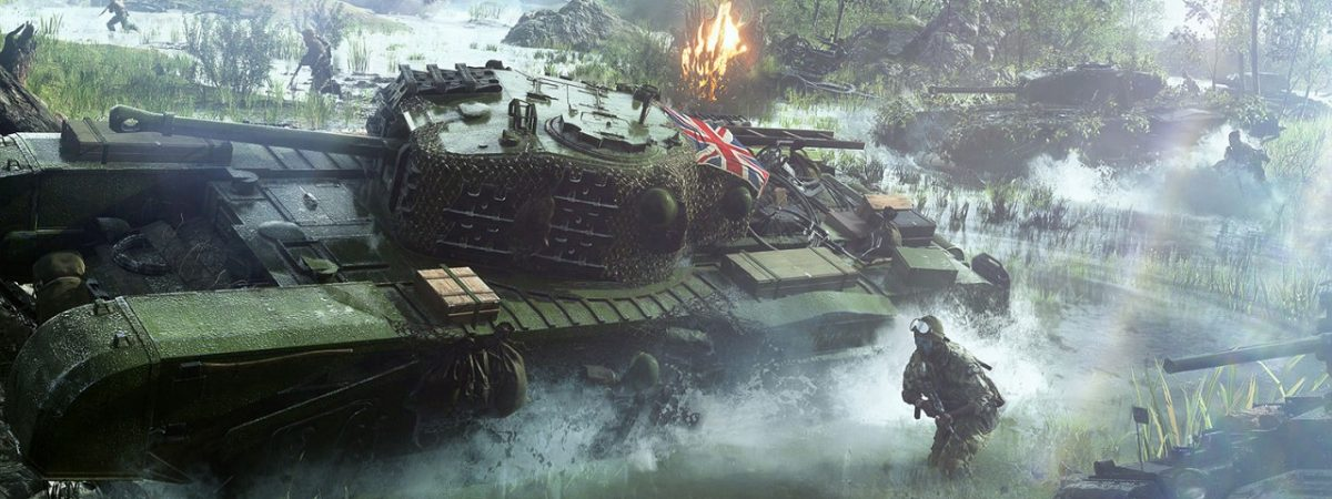 Battlefield 5 Vehicle Upgrade Options Will Feature at Launch