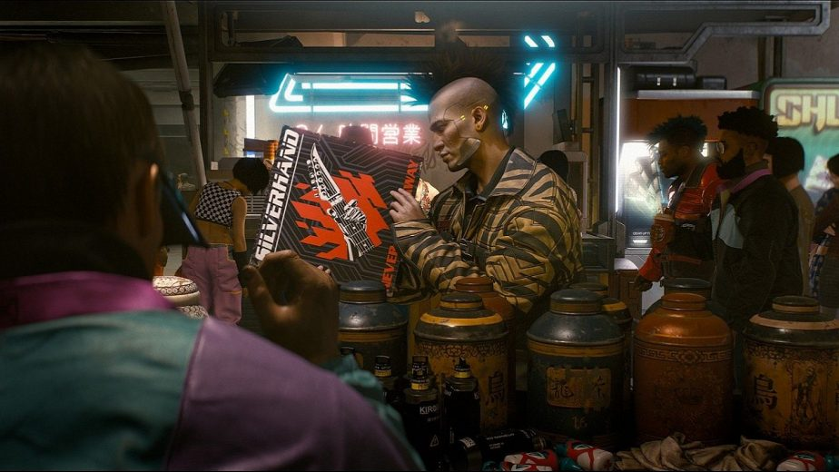 Check out these new Cyberpunk 2077 screenshots