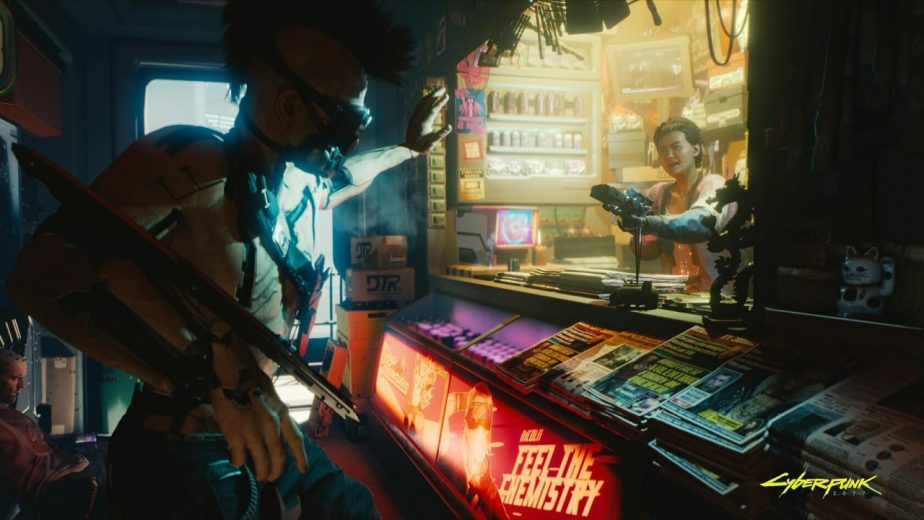 Cyberpunk 2077 is Already Playable From Beginning to End