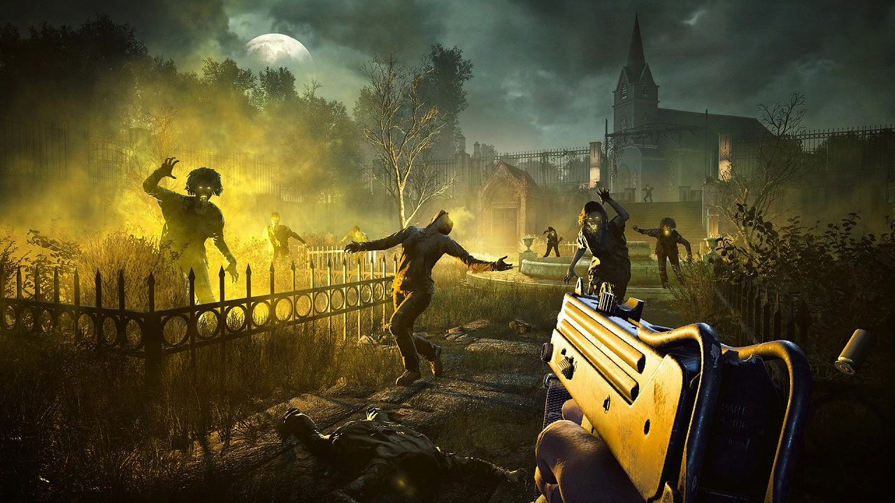 Far Cry 5's Latest Update Adds Assets From Dead Living Zombies DLC