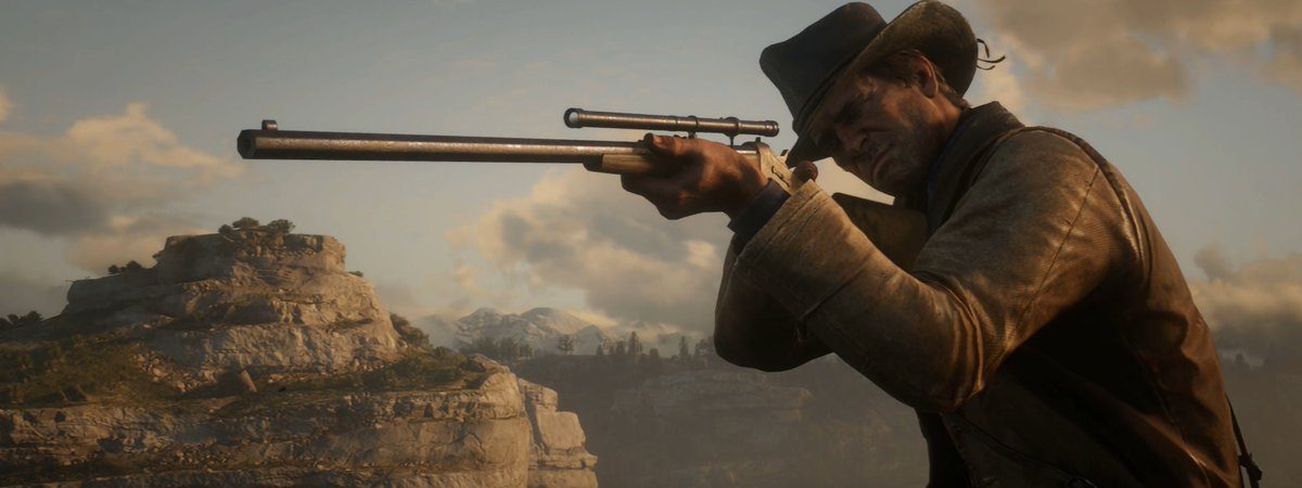 red dead redemption 2 rdr2 ps4 pro 4k gameplay xbox one x hdr