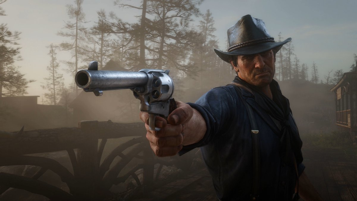 red dead redemption 2 gameplay trailer video breakdown info release date pre-order buy ps4 xbox one 4k trailer transcript screenshots picturesa