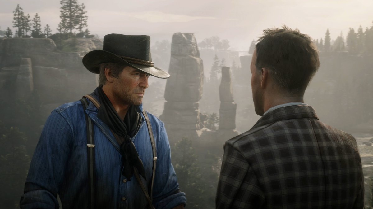 red dead redemption 2 gameplay trailer video breakdown info release date pre-order buy ps4 xbox one 4k trailer transcript screenshots pictures