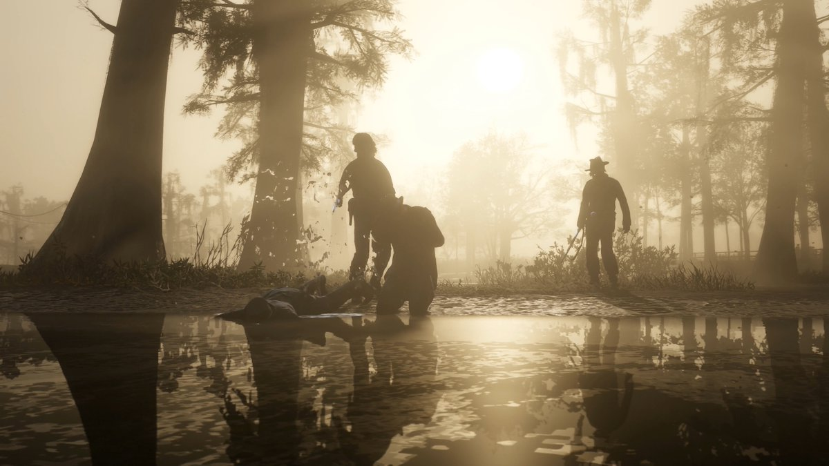 red dead redemption 2 gameplay trailer breakdown coverage info release date analysis video trailer