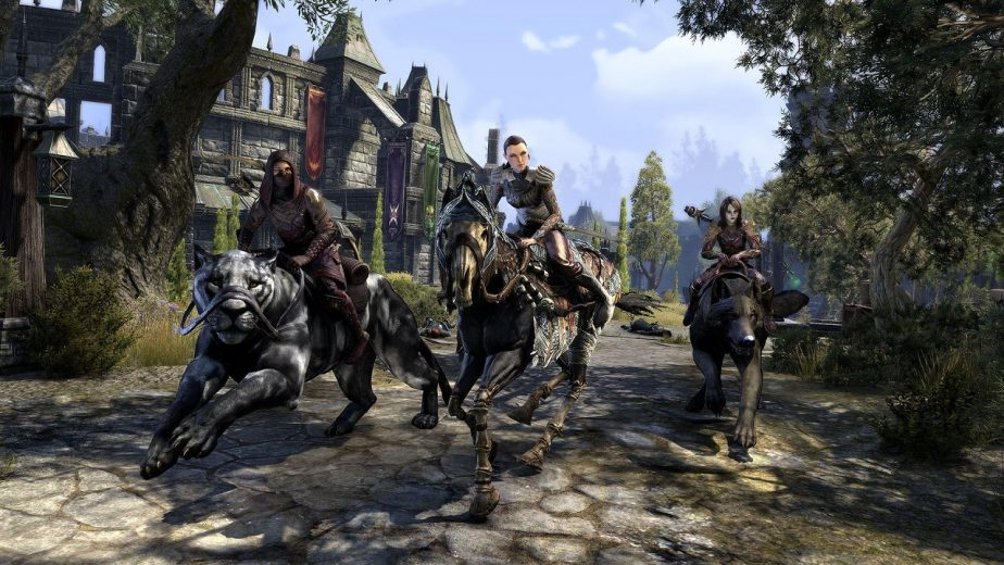 Elder Scrolls Online PvP Gets the Istirus Outpost Map From Update 19
