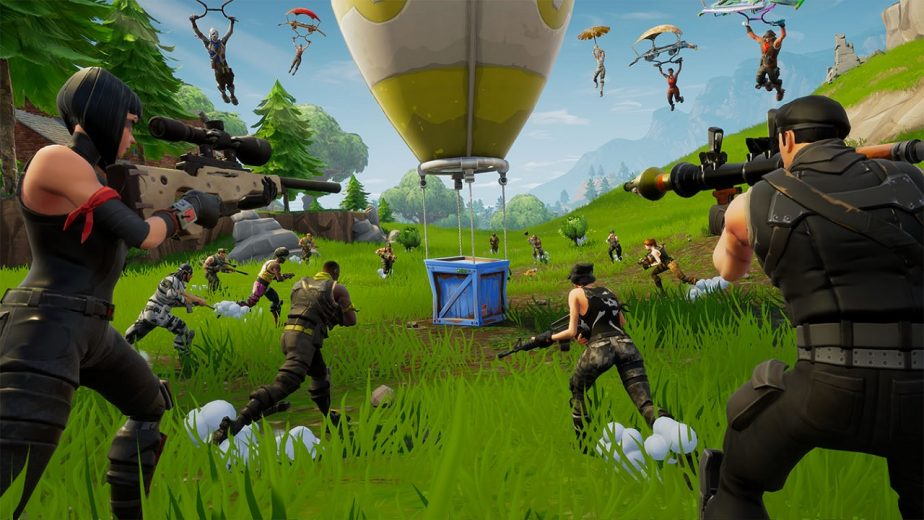 Epic Games Launches New Fortnite Update for PS4, PC, and Android