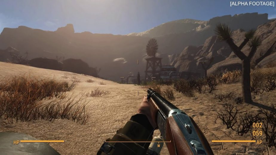fallout 4 new vegas issue detailed new progress update